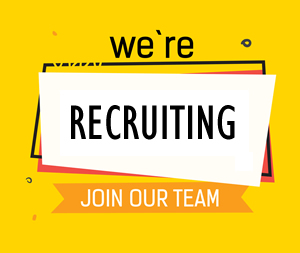 We are recruiting find out more